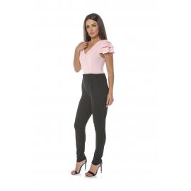 Salopeta cu pantaloni lungi Janice