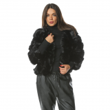 Jacheta de blana Reflection negru
