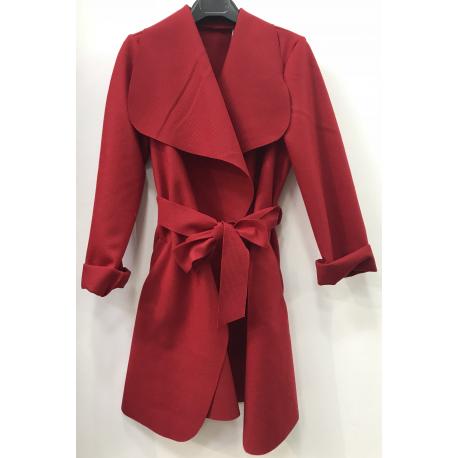 Jacheta de iarna cu cordon
