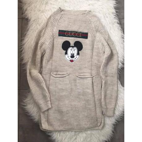 Pulover tricotat Funny Micky