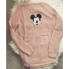 Pulover tricotat Minnie