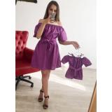 Set Rochii Mama-Fiica model UNI