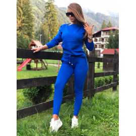Trening Tricot Princess albastru