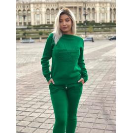 Trening Tricot verde Addicted