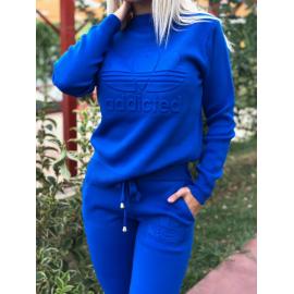 Trening Tricot albastru Addicted