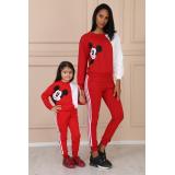 Set Trening Mama-Fiica model Mickey