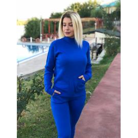 Trening tricot cu buzunare Albastru electric