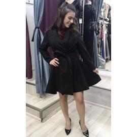 Jacheta de dama clos Meriam negru
