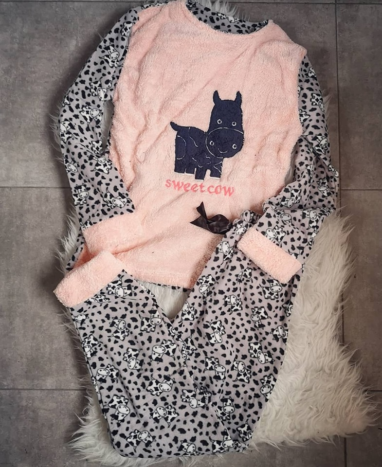 Pijama de dama Sweet Cow