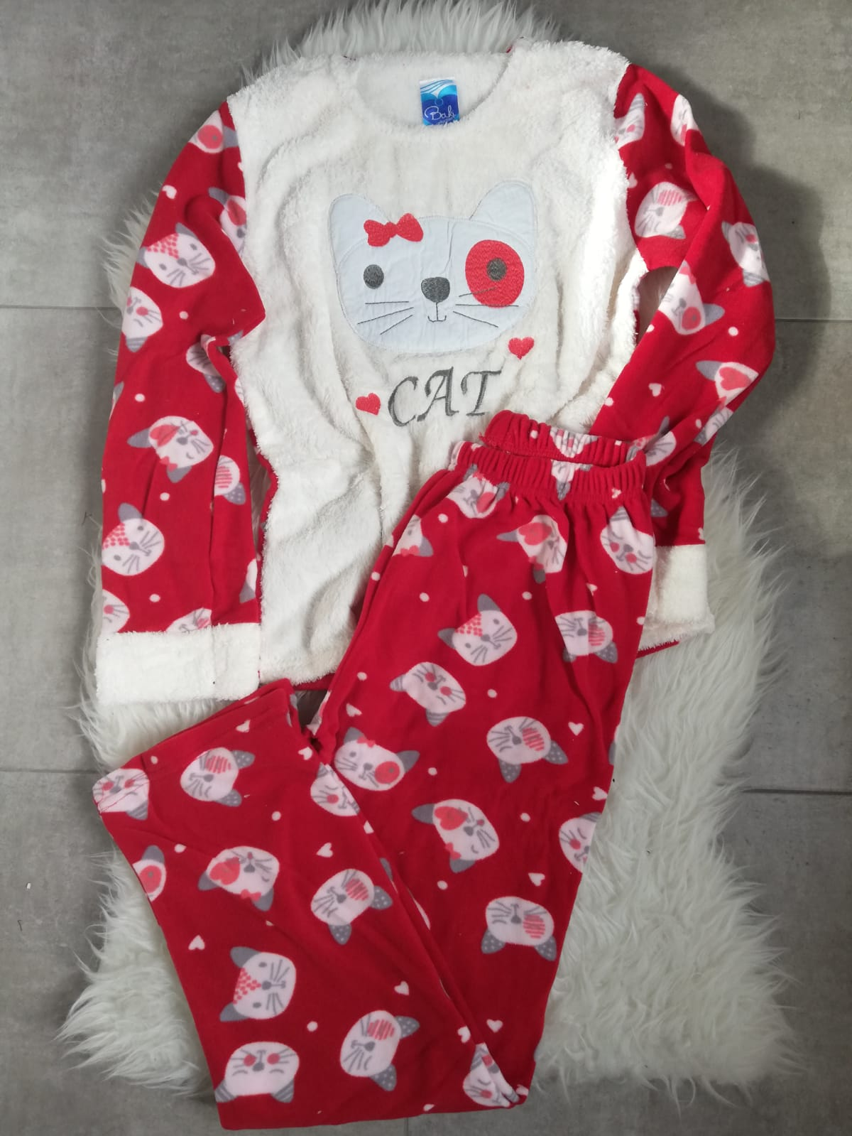 Pijama de dama Cat