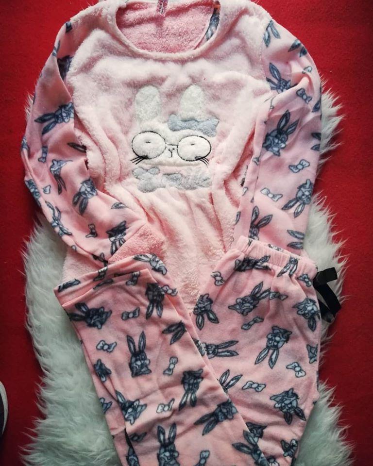 Pijama de dama Bunny