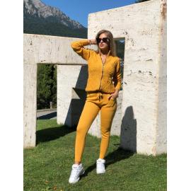 Trening din tricot Alessia Mustar