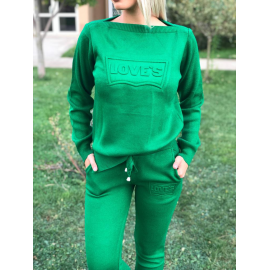 Trening tricot Love`s Verde