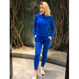 Trening tricot Love`s Albastru