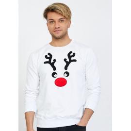 Bluza barbat Reindeer