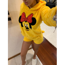 Set Cocolino Minnie Mouse Galben