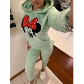 Set Cocolino Minnie Mouse Turcoaz