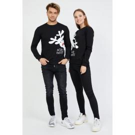 Set bluze pentru EL si Ea Team Rudolf negru