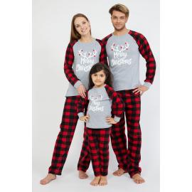 Set pijamale Family Xmas