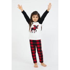 Pijamale copil model Cerb