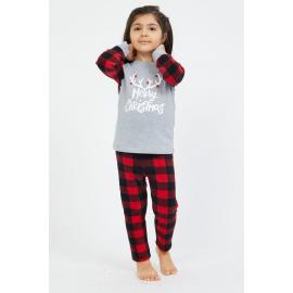 Pijamale copil Xmas