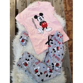 Pijama dama Mickey Roz