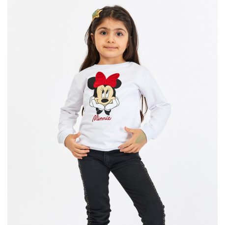 Bluza copil Minnie