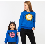 Set bluze Mama-Fiica Best albastru