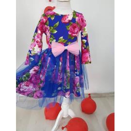 Set rochii Mama-Fiica Flowers