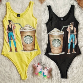 Body dama Sturbucks