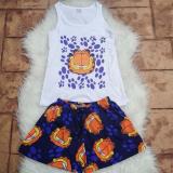 Pijama scurta Garfield mov