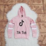 Hanorac copil Tik Tok roz