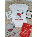 Tricou  dama  Snoopy