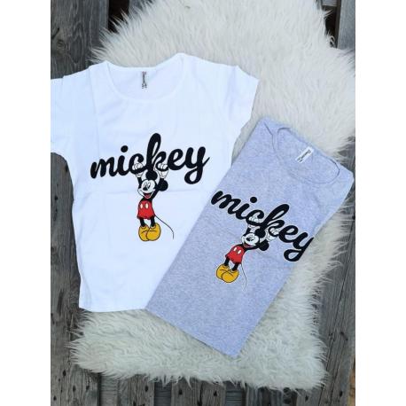 Tricou dama Mikey Logo