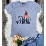 Tricou dama Weekend