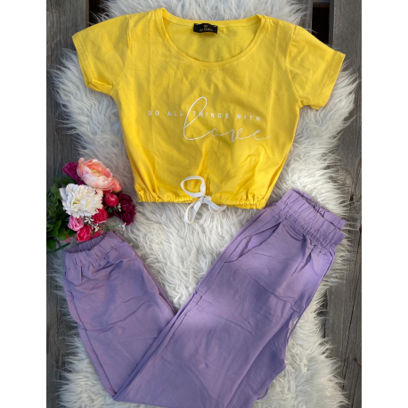 Pantaloni Delia