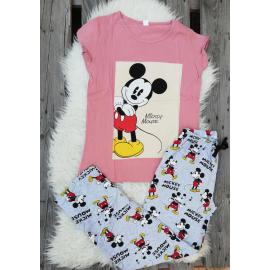 Pijama dama Disney Mickey roz