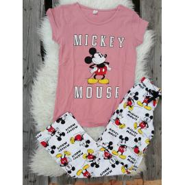 Pijama dama Home Mickey roz