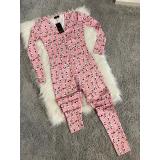 Pijama dama tip salopeta Panda