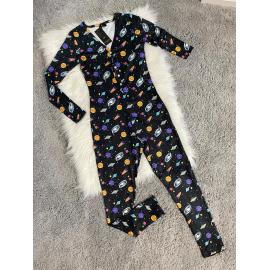 Pijama dama tip salopeta Univers