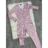 Pijama dama tip salopeta Kitty Heart