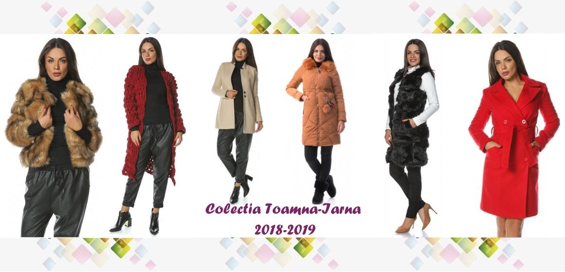 Colectia Toamna-Iarna 2018-2019